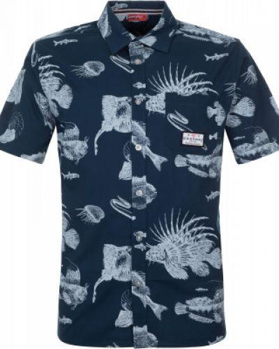 Рубашка с карманами прямая Exxtasy