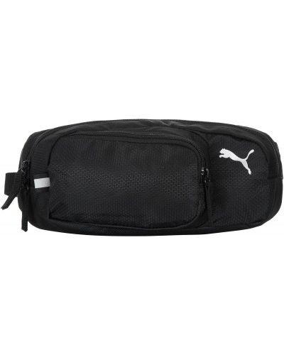 Спортивная сумка поясная черная Puma
