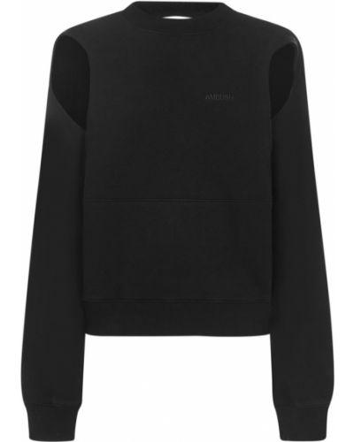 Czarny sweter Ambush