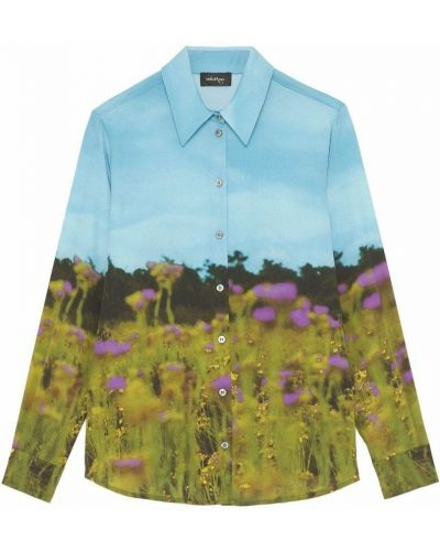 Niebieska koszula Ottodame