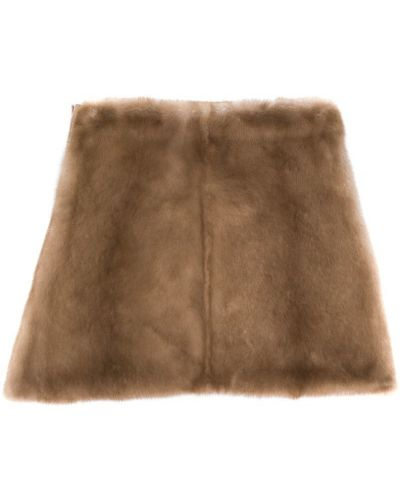 Накидка эластичный коричневый Max Mara