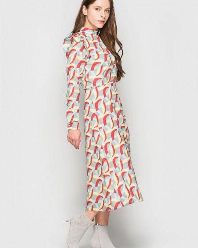 Прямое платье А-силуэта Evercode