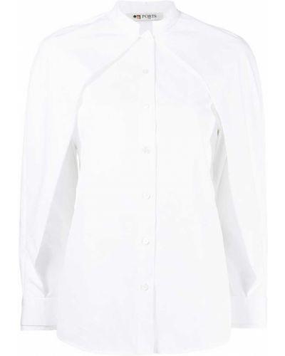 Хлопковая рубашка - белая Ports 1961