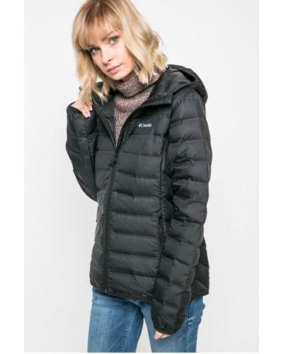 Утепленная куртка с капюшоном укороченная Columbia