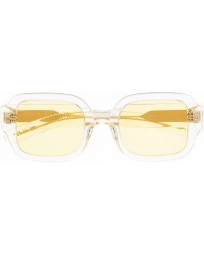Żółte okulary Flatlist