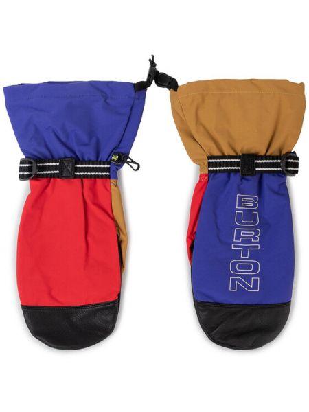 Rękawiczki narciarskie - fioletowe Burton