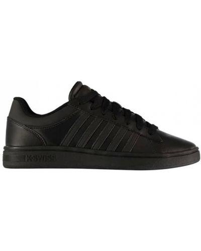 Кроссовки - черные K Swiss