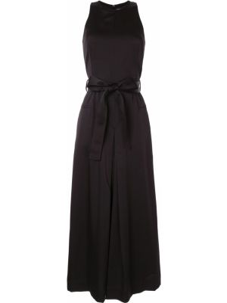 Комбинезон без рукавов - черный Ck Calvin Klein
