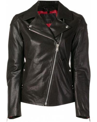 Черная куртка Belstaff