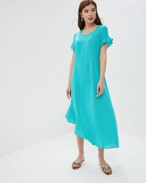 Летнее платье зеленый Dizzyway