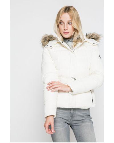 Джинсовая куртка с капюшоном с карманами Pepe Jeans