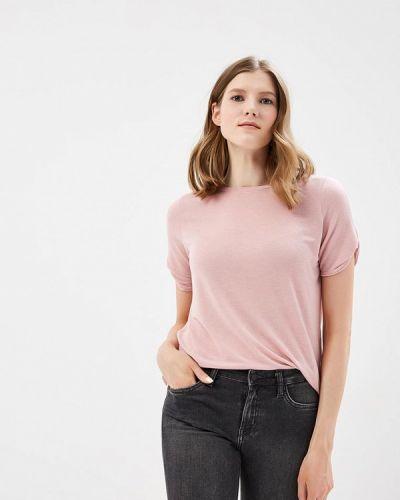 Розовая футболка Vero Moda