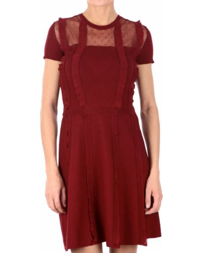 Платье осеннее шерстяное Red Valentino