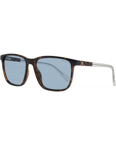 Niebieskie okulary Guess