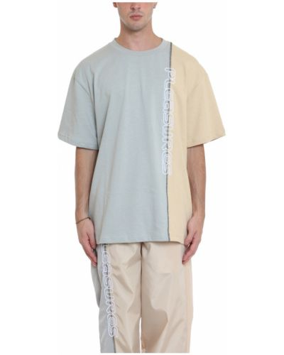 Szara t-shirt Pleasures