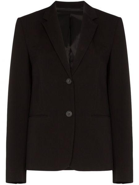 Куртка черная на пуговицах Helmut Lang