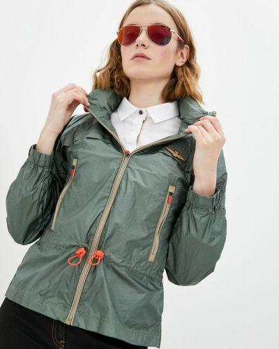 Облегченная куртка хаки Aeronautica Militare