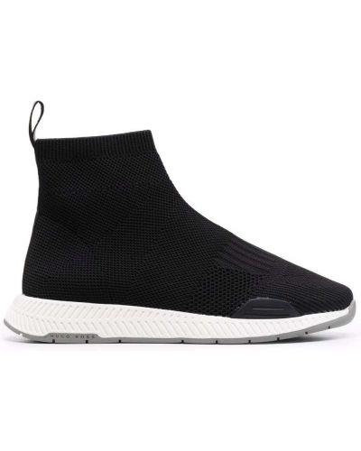 Кожаные носки - черные Boss Hugo Boss