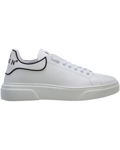 Białe sneakersy Philipp Plein