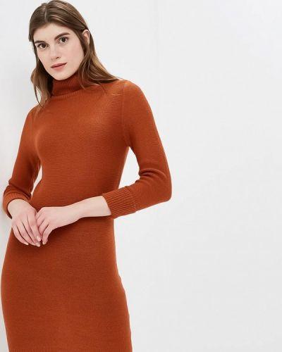 Вязаное платье осеннее трикотажное Brave Soul
