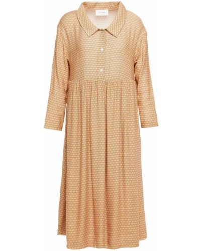 Шерстяное платье American Vintage