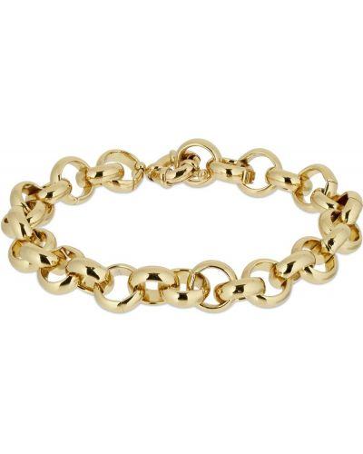 Złota bransoletka ze złota pozłacana Federica Tosi