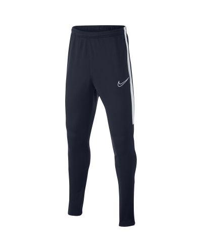 Футбольные синие спортивные брюки Nike