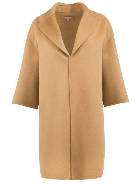Шерстяное пальто - бежевое Michael Kors