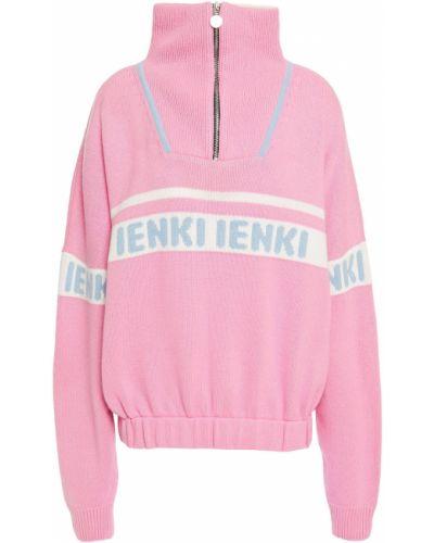 Кашемировый свитер - розовый Ienki Ienki
