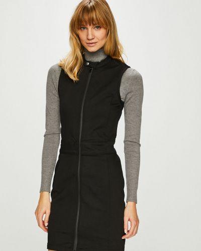 Облегающее черное платье мини G-star Raw