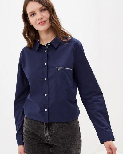 Рубашка с длинным рукавом синяя турецкий Giorgio Di Mare