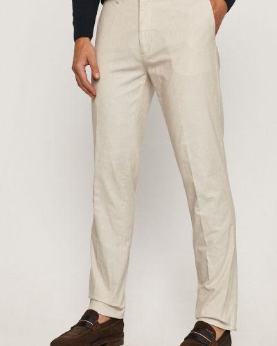 Szare spodnie materiałowe Marciano Guess