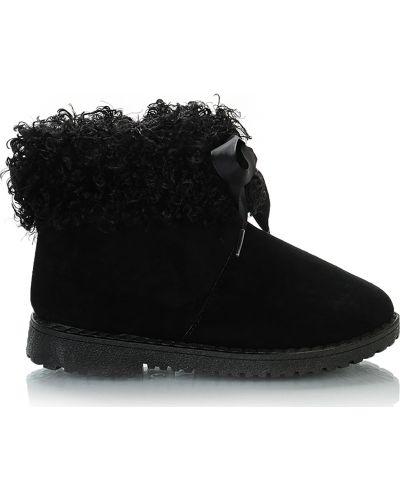 Ботинки - черные Dual