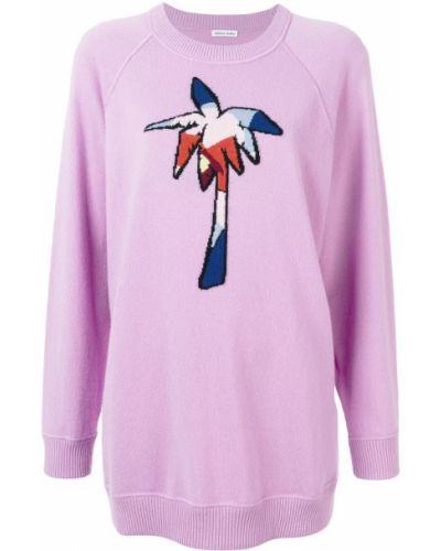 Фиолетовый свитер Tomas Maier