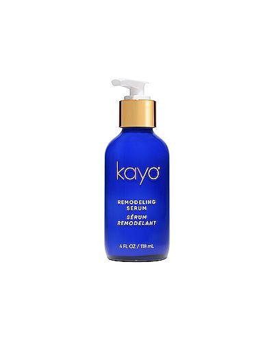 Кожаная сыворотка для тела от морщин свободного кроя с декоративной отделкой Kayo Body Care