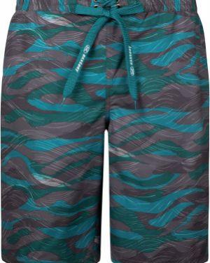 Гипоаллергенные зеленые спортивные пляжные пляжные шорты Exxtasy
