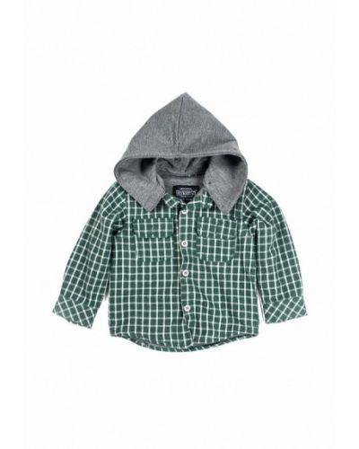 Рубашка турецкий зеленый Baynas