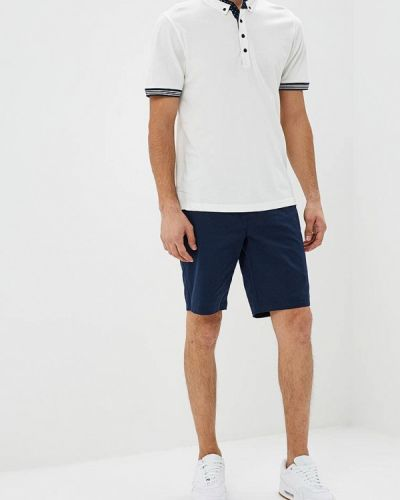 Спортивный костюм белый синий Relax Mode