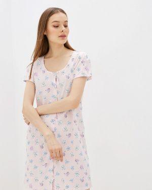 Платье розовое осеннее Nymos