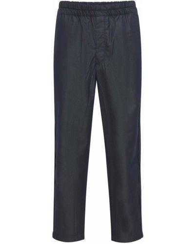 Czarne spodnie bawełniane Comme Des Garcons Shirt