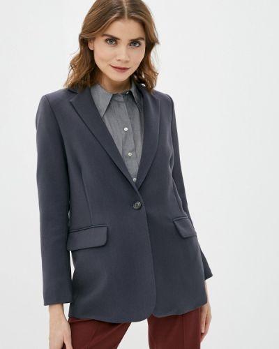 Серый пиджак Soaked In Luxury