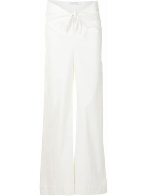 Хлопковые брюки - белые Ports 1961