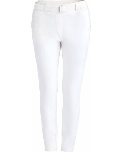 Кашемировые брюки Maison Ullens