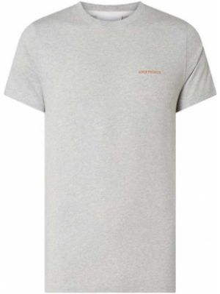 Koszula z logo wełniany Norse Projects