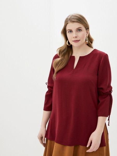 Блузка - красная Balsako