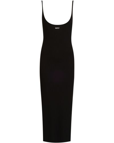 Платье мини миди облегающее Off-white