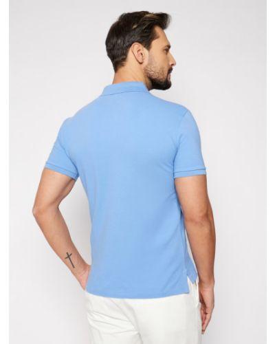 Niebieski polo Polo Ralph Lauren