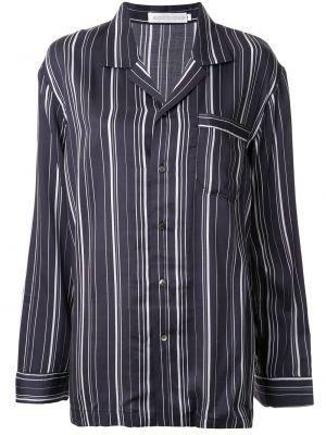 Spodni piżama długo z klapą Goodious