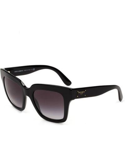 Солнцезащитные очки пластиковые стеклянные Dolce & Gabbana