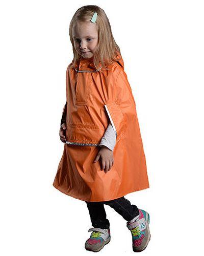 Дождевик - оранжевый Felt Fabric Design